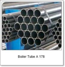 Boiler Tube  A 178