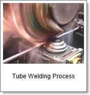 Tube Welding Process